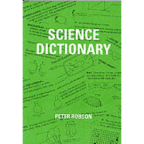 Science Dictionary by Peter Robson, 9781872686226