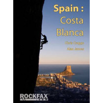 Spain: Costa Blanca by Chris Craggs, 9781873341674