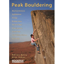 Peak Bouldering by Adrian Berry, 9781873341728