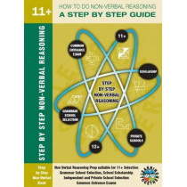 How to Do Non-Verbal Reasoning: a Step by Step Guide by Philip Kay, 9781873385241