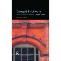 Gauged Brickwork by Gerard Lynch, 9781873394755