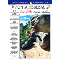 Fontainebleau Fun Bloc: Escalade - Bouldering by David Atchison-Jones, 9781873665152