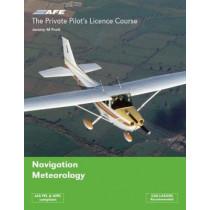 The Private Pilots Licence Course: v. 3: Navigation & Meteorology by Jeremy M. Pratt, 9781874783183