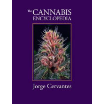 The Cannabis Encyclopedia by Jorge Cervantes, 9781878823342