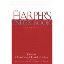 The Harper's Index Book Volume 3: Volume 3 by Lewis H. Lapham, 9781879957541
