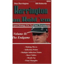 Harrington on Hold 'em: Expert Strategy for No Limit Tournaments: v. 2: Strategic Play by Dan Harrington, 9781880685358