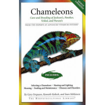 Chameleons: Care and Breeding of Jackson's, Panther, Veiled, and Parson's by Gary Ferguson, 9781882770953