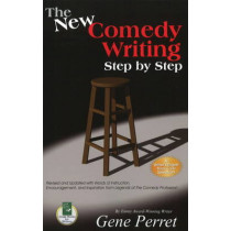 New Comedy Writing Step by Step by Gene Perret, 9781884956669
