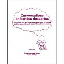 Conversations en Bandes Dessinees by Carol Gray, 9781885477392