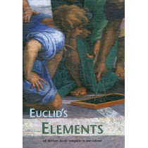 Euclid's Elements by Euclid, 9781888009187