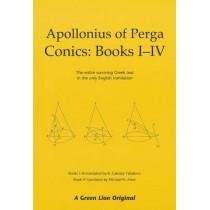 Conics Books I-Iv, 9781888009415