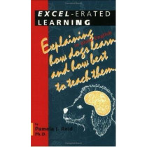 Excel-Erated Learning by Pamela Reid, 9781888047073