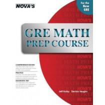 GRE Math Prep Course by Jeff Kolby, 9781889057590