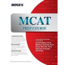 MCAT Prep Course by Garrett Biehle, 9781889057989