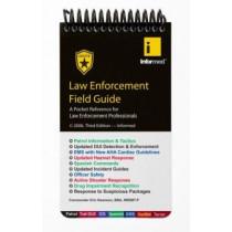 Law Enforcement Field Guide by Eric Swanson, 9781890495312
