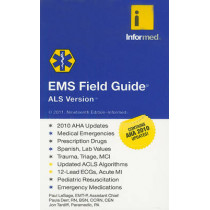 EMS Field Guide, ALS Version by Informed, 9781890495572