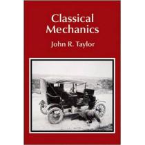 Classical Mechanics by John R. Taylor, 9781891389221