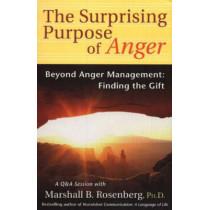 Surprising Purpose of Anger by Marshall B. Rosenberg, 9781892005151