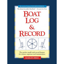Boat Log & Record********* by Marlin Bree, 9781892147288