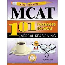 Examkrackers 101 Passages in MCAT Verbal Reasoning by David Orsay, 9781893858558