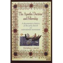 The Apostles Doctrine by Cornelius Jaenen, 9781894508483