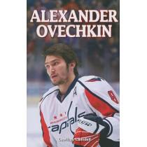Alexander Ovechkin by Geoffrey Lansdell, 9781897277485