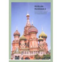 Ruslan Russian 2 Communicative Russian Course with MP3 audio download by John Langran, 9781899785483
