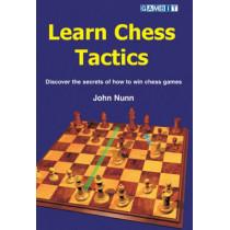 Learn Chess Tactics by John Nunn, 9781901983982