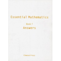 Essential Mathematics: Book 7: Answers by David Rayner, 9781902214184