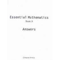 Essential Mathematics: Book 9: Answers by David Rayner, 9781902214207