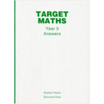 Target Maths: Year 3: Answers by Stephen Pearce, 9781902214252