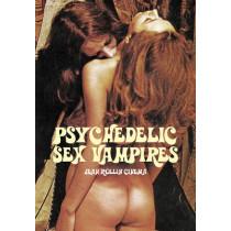 Psychedelic Sex Vampires: Jean Rollin Cinema by Jack Hunter, 9781902588285