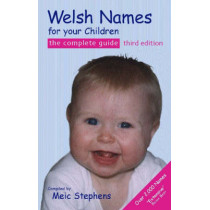 Welsh Names for Your Children: The Complete Guide by Meic Stephens, 9781902719238