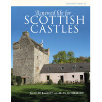 Renewed Life for Scottish Castles by Richard Fawcett, 9781902771861