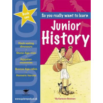 Junior History Book 1 by Edward Lawlor Brennan, 9781902984964