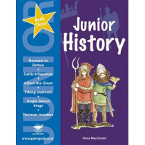 Junior History Book 3 by Eamonn Brennan, 9781902984995