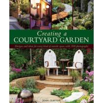 Creating a Courtyard Garden by Joan Clifton, 9781903141045