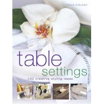 Table Settings by Tessa Evelegh, 9781903141977