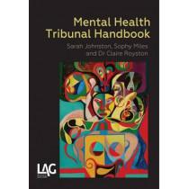 Mental Health Tribunal Handbook by Sarah Johnson, 9781903307892