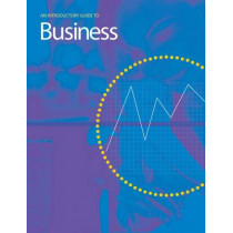 An Introductory Guide to Business by John Mann, 9781903348222