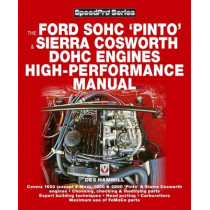 How to Power Tune Ford SOHC 'Pinto' and Sierra Cosworth DOHC Engines: For Road and Track by Des Hammill, 9781903706787