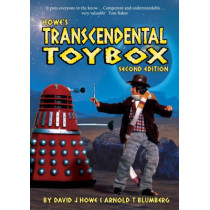 """Howe's Transcendental Toybox: The Unauthorised Guide to """"Doctor Who"""" Collectibles by David J. Howe, 9781903889565"""