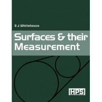 Surfaces and their Measurement by David J. Whitehouse, 9781903996010