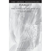 """Hamlet"": The Texts of 1603 and 1623 by William Shakespeare, 9781904271802"