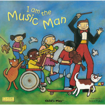 I am the Music Man by Debra Potter, 9781904550600