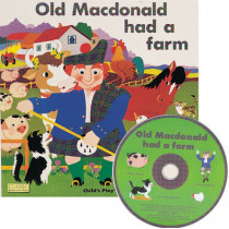 Old Macdonald had a Farm by Pam Adams, 9781904550648