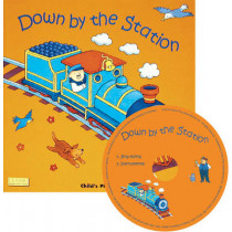 Down by the Station by Jess Stockham, 9781904550686