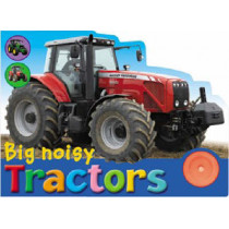 Big Noisy Tractors by Chez Picthall, 9781904618898