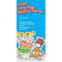 Pocket Long Rope Skipping Games by Jenny Mosley, 9781904866640