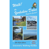 Walk! the Yorkshire Dales (North and Central): North and Central North and Central by John Martin Johnson, 9781904946106